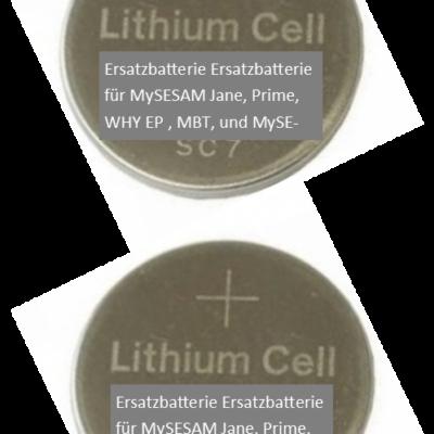 Batterie 2032
