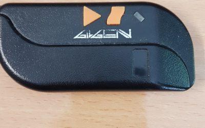 Gilgen F7000 Handsender Testbericht mit MySESAM