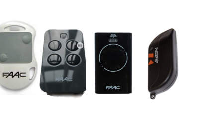 FAAC kompatible Handsender