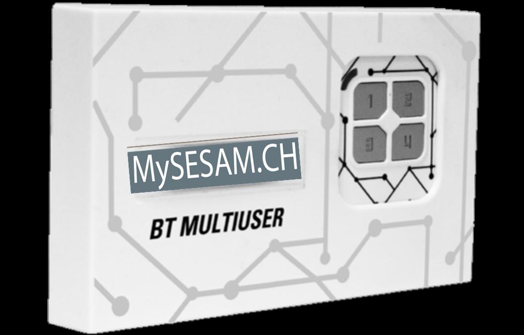 MySESAM Bluetooth Garagentoröffner