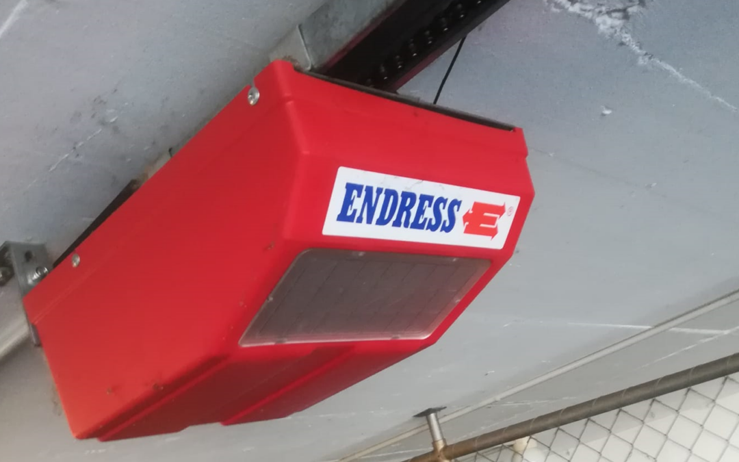 Handsender Endress Antrieb